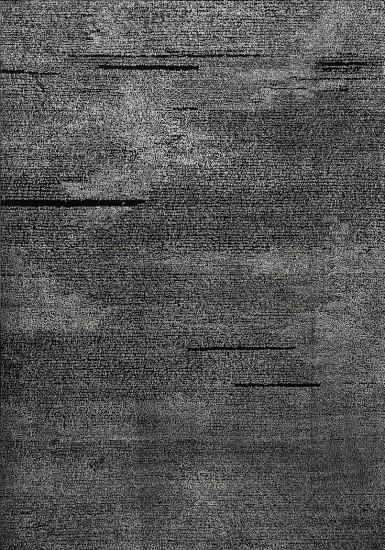 Z cyklu: Lustro nie zapamięta niczego | akwaforta | 100x70cm